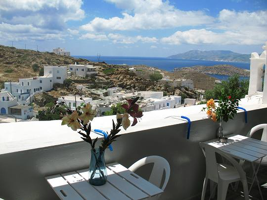 Vesuvio Studios and Apartments in Chora and Kambos - Gialos